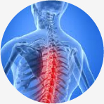 Does manipulation of the neck help people with nerve root pain due to wear and tear in the neck?